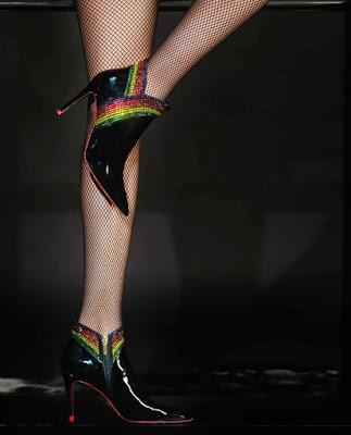 Shoe of the Day | Exotics by Cedrick Dorine 80 Bootie