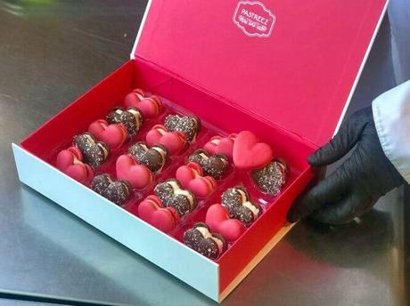 Sweet Love: Celebrate Love with Pastreez Valentine's Day Heart Macarons