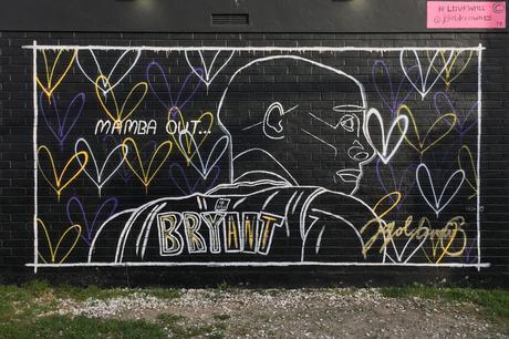 Kobe Bryant: His Memory in Murals