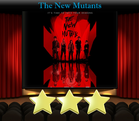 ABC Film Challenge – Catch-Up 2020 – # – The New Mutants (2020) Movie Review