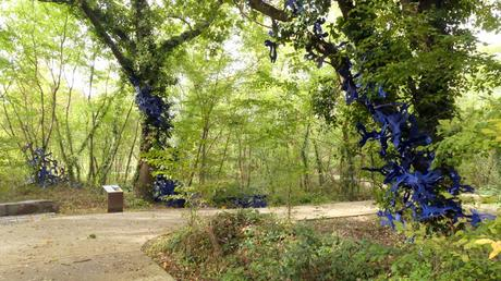 Parc Ausone, delivering fresh air, greenery and art to Bruges (except on Mondays)