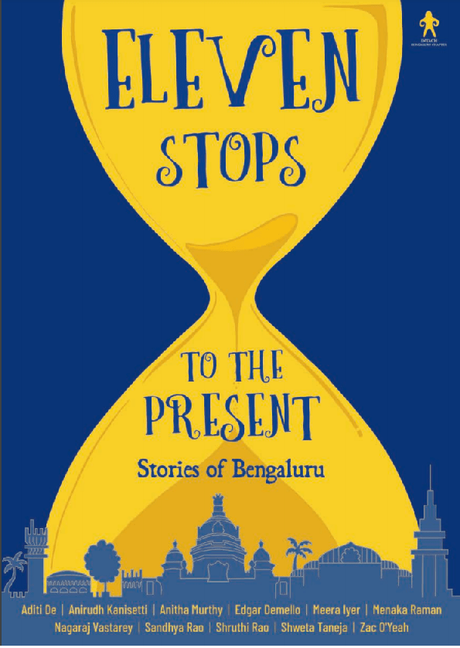 Book Review: Eleven Stops to the Present – Stories from Bangalore