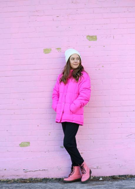 On Mondays We Wear Pink
