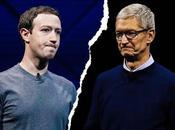Cook, Apple, Takes Very Welcome Broadside Against Mark Zuckerberg Facebook