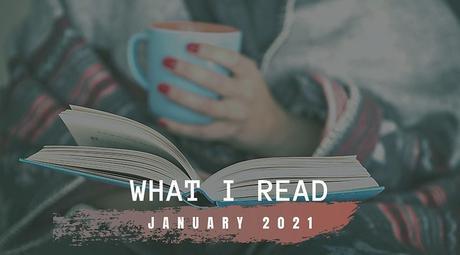 Books Read in January 2021 Tanvii.com