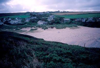 WALKING THE CORNWALL COAST:  Part I, by Caroline Arnold at The Intrepid Tourist