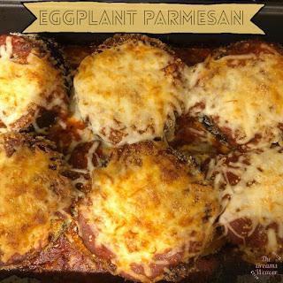 Eggplant Parmesan ~ The Dreams Weaver