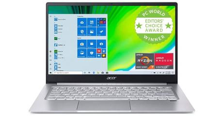 Acer Swift 3 - Best Laptops For MBA Students