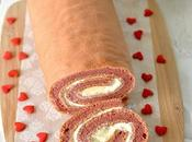 Cottony Soft Velvet Chiffon Swiss Roll with Light Cream Cheese Filling HIGHLY RECOMMENDED