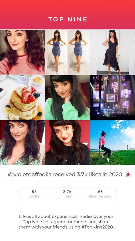 My Instagram Top Nine 2020