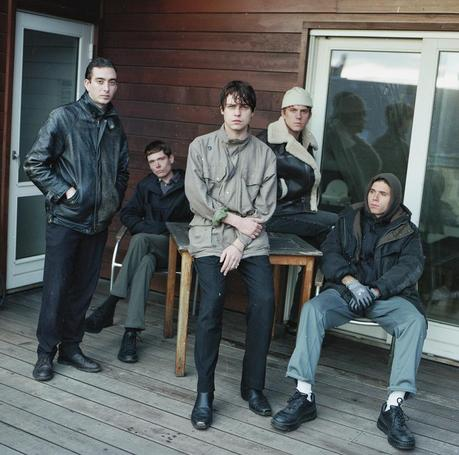 Iceage – 'The Holding Hand'