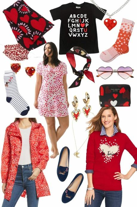 Valentine's Day Fashion for Now and Later