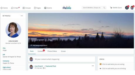 How to Use MeWe Social Media Network as it Grows in 2021