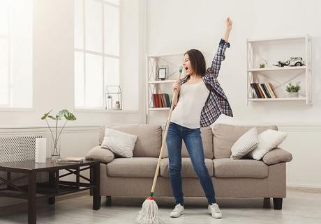 A Clean House is Directly Related to a Healthy Lifestyle. How?