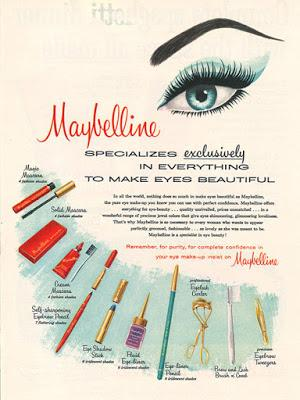 Great Lash Mascara by Maybelline a cult favorite for over 50 years