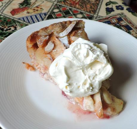 Fresh Apple Torte