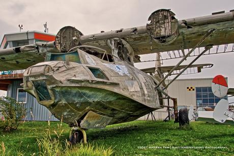 Canadian Vickers OA-10A (PBV-1A) Catalina