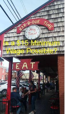 Is a $15 Minimum Wage Possible?