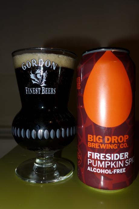 Tasting Notes: Big Drop: Firesider: Pumpkin Spiced