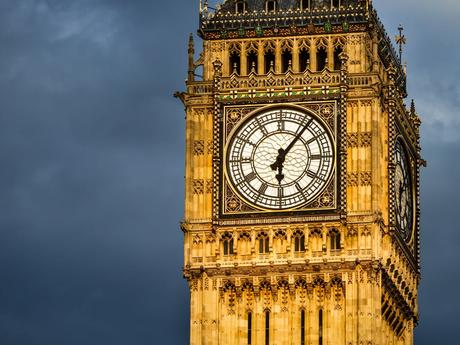 Brits stole clock from Palestinians and turned it into Big Ben
