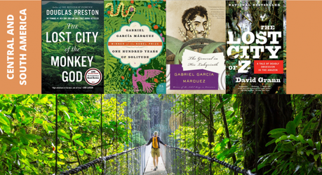 Books on Central America