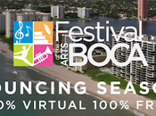 15th Annual Festival Arts Boca Reach Global Audience with Star-Studded Virtual Performances Interactive Discussions Award-Winning Authors
