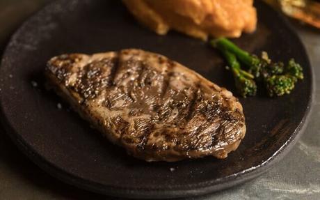lab grown steaks
