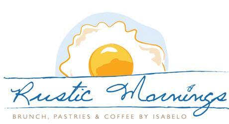 Rustic Mornings logo
