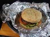 Burger, Velvet Cheesecake More EandT's Kitchenette