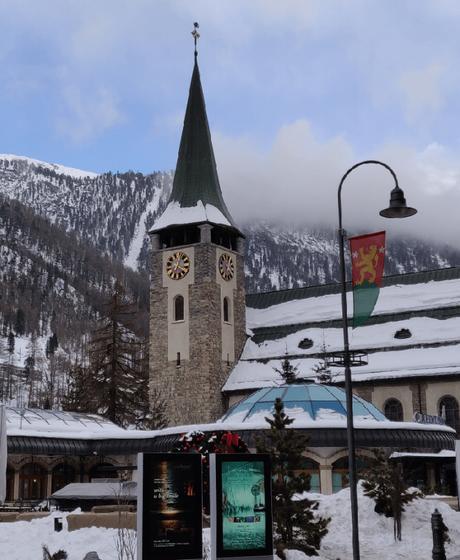 Zermatt: of skiing, scenic beauty and plenty of Swiss charm