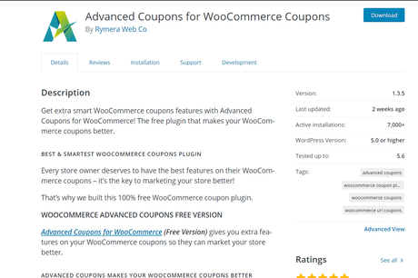 advanced coupons lite