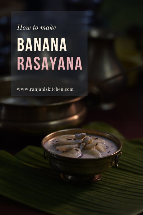 banana rasayana | balehannu rasayana