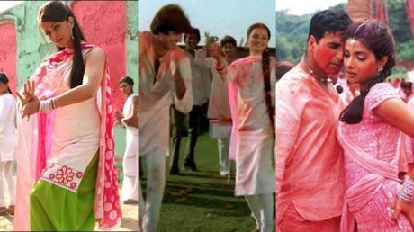 Bollywood Holi Fashion Style and Memories - Holi 2021 | Dress For Holi |  Holi Bollywood Dress