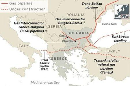 TurkStream Converts to South Stream Lite