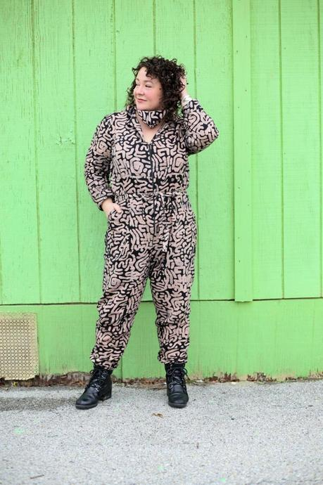Styling an Osei-Duro Jumpsuit: Ethical, Size-Inclusive Fashion