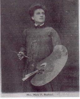Mary F Raphael (1861-1942)