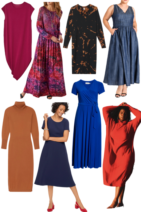 Chic Plus Sized Loungewear: Capsule Wardrobes, One-Piece Dressing, and Two-Piece Matching Sets