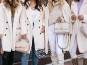 Chic Every Ways Wear Winter White Coat