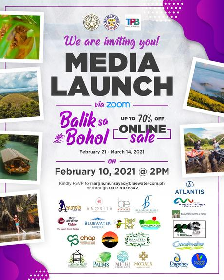 Balik sa Bohol Online Sale: Welcome Back to a Majestic Land