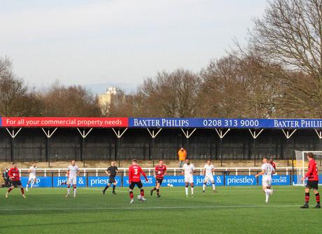 Bromley 2 Maidenhead United 2