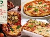 Italianni's Silver Platter: Eats Celebration! Pizzas