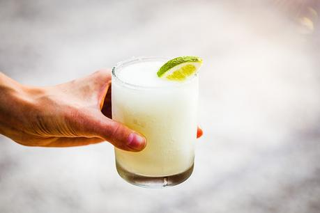 Sour Duck Margarita for National Margarita Day