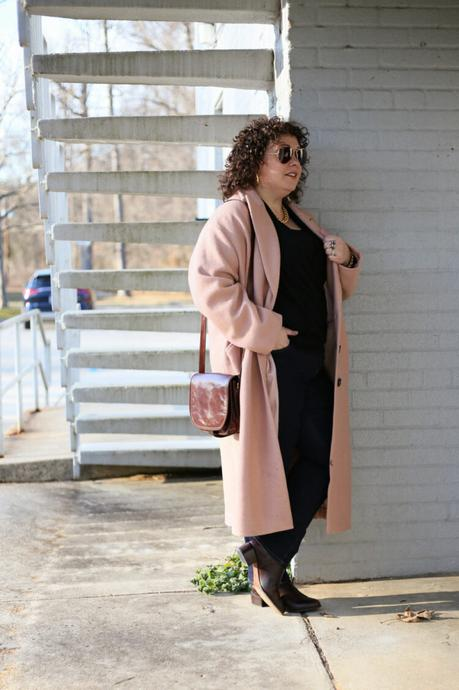 Universal Standard Willow Coat Review: It's Official I Love It