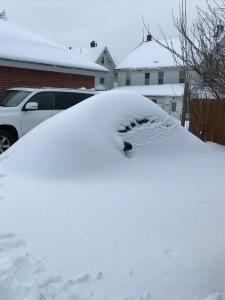 Critical Snow