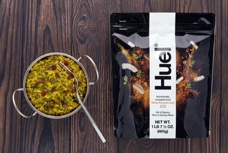 Huel Hot & Savory: World's First Nutritionally Complete/Instant Curry Meals