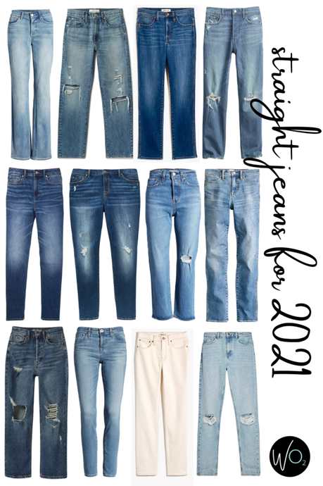 The Best Three 2021 Denim Trends  That Will Last More Than One Season