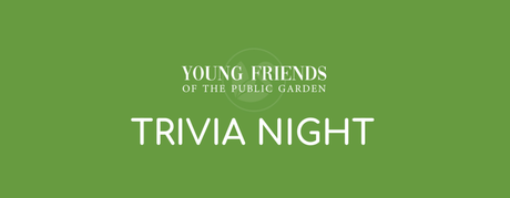 March 18, 2021 | Young Friends Trivia Night