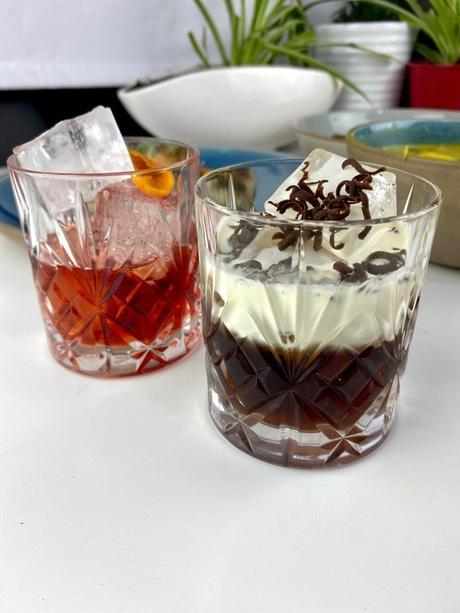 Zique's cocktails