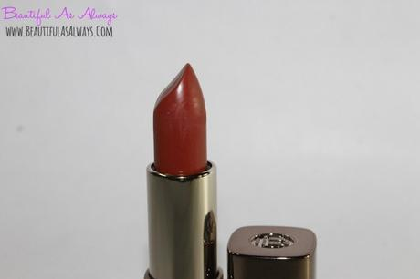 Loreal Paris Color Riche Moist Matte Lipstick Spring Rosette Review , Price and Buy in India