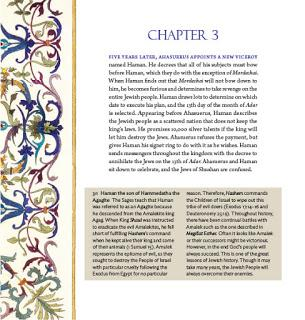 Book Review: The Israel Bible Scroll of Esther (Megillat Esther)